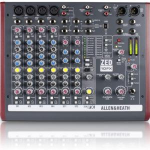 ZED10 FX Main1 300x300 - Allen & Heath ZED-10FX