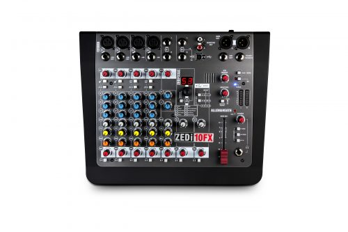 ZEDi 10FX Top1 500x333 - Allen & Heath ZEDi-10FX