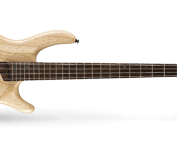 artisan b4 plus 1  177x142 - Cort B4-plus Artisan Bass - Open Pore Natural Swamp Ash