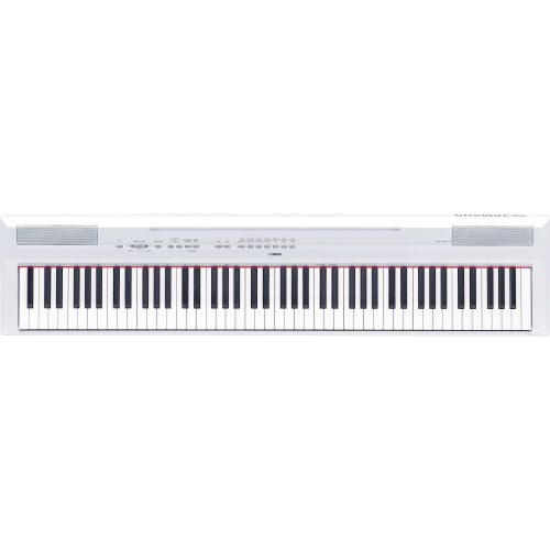 yamaha p115wh p 115 88 key digital piano 1114060 500x500 - Yamaha P115wh Portable Piano – White (P-115wh)