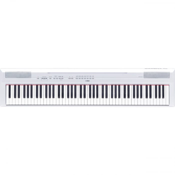 yamaha p115wh p 115 88 key digital piano 1114060 700x700 - Yamaha P115wh Portable Piano – White (P-115wh)