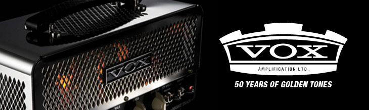 vox banner - VOX VX15 GT Guitar Amp