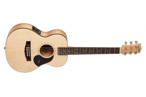 EML6 Profile 500x333 - Maton EM-6 Mini Maton Acoustic/Electric