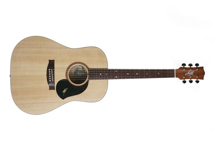 S60 Profile 700x467 - Maton S60 Acoustic Guitar