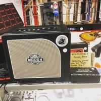 hornet mooer - The perfect pair! Mooer Hornet Modelling Amp and Rechargeable Mooer Power Bank!