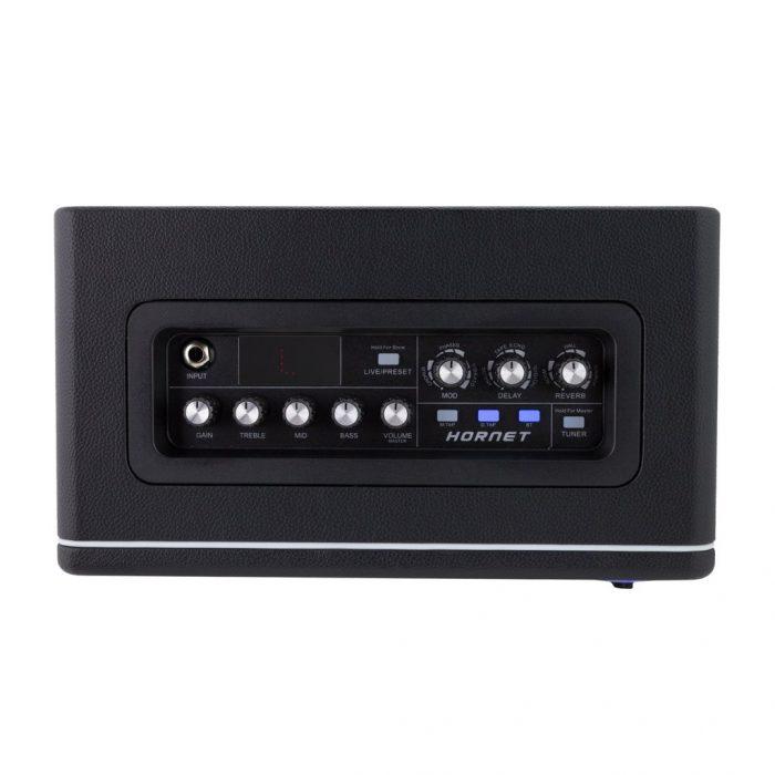 sku mooer hornet 15 watt modelling amplifier combo black muso city 2 1024x1024 700x700 - Mooer Hornet 15 Watt Modelling Amplifier Combo (Black)
