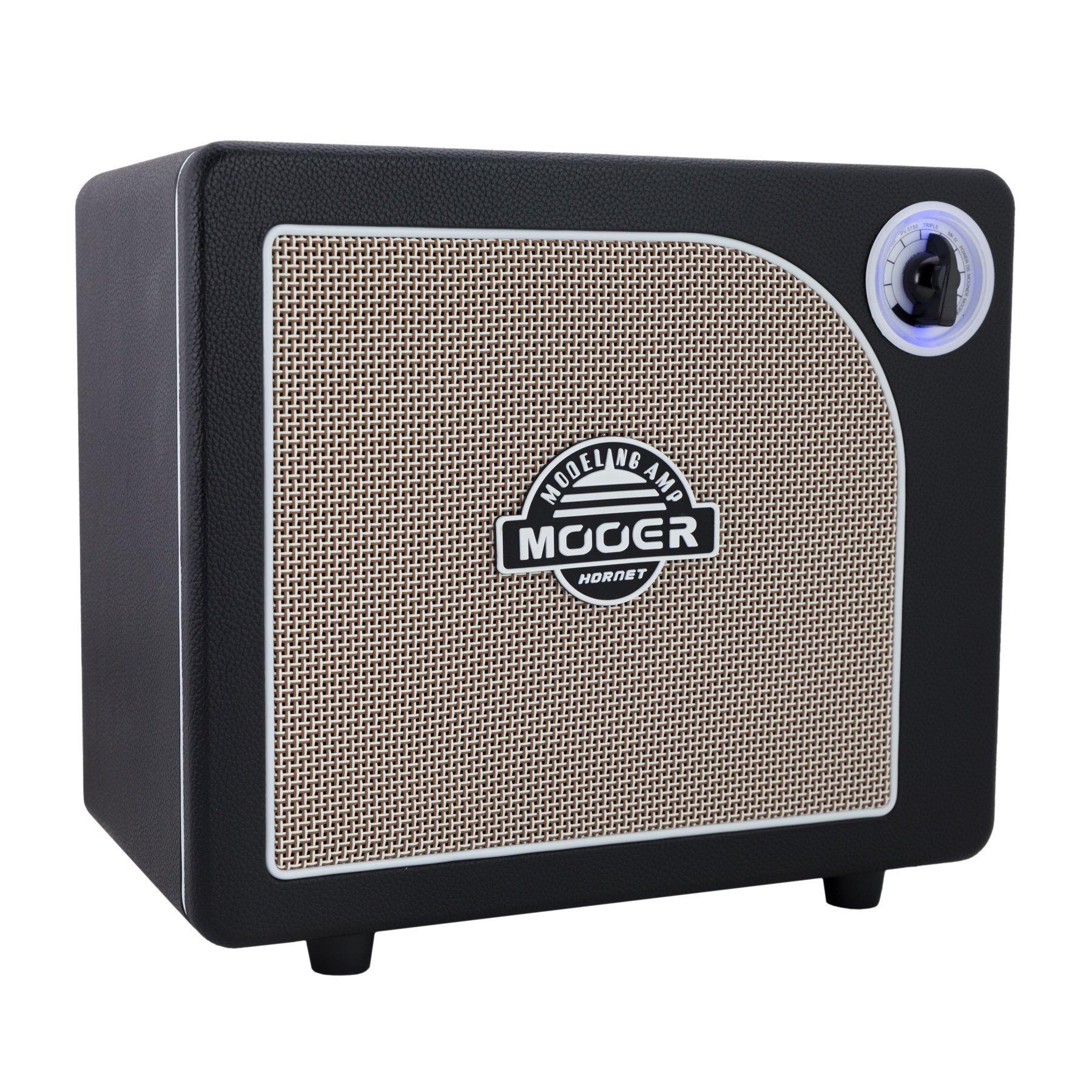 sku mooer hornet 15 watt modelling amplifier combo black muso city - Mooer Hornet 15 Watt Modelling Amplifier Combo (Black)