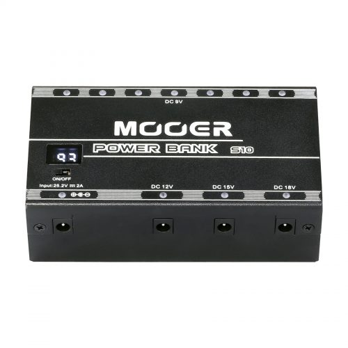 sku mooer power bank s10 rechargeable battery pedal power supply muso city 500x500 - Mooer Power Bank S10 Rechargeable Battery Pedal Power Supply