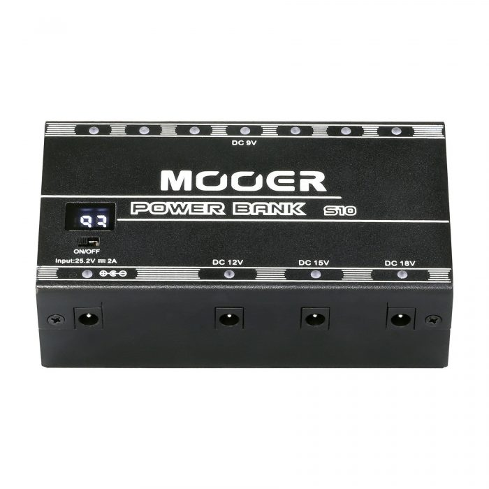 sku mooer power bank s10 rechargeable battery pedal power supply muso city 700x700 - Mooer Power Bank S10 Rechargeable Battery Pedal Power Supply