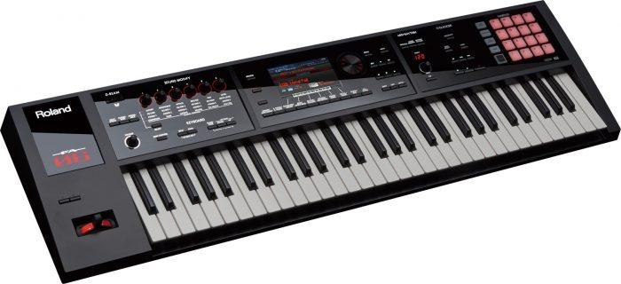 fa 06 angle gal 700x320 - Roland FA-06 Music Workstation