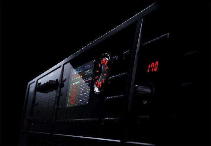 fa 06 data wheel gal 700x486 - Roland FA-06 Music Workstation