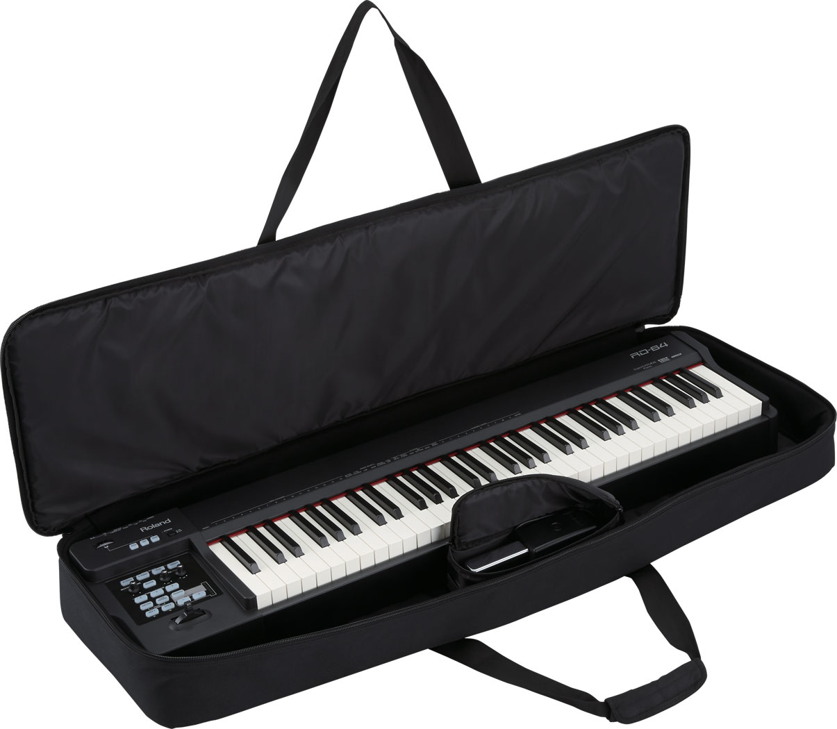 rd 64 angle case gal - Roland Rd-64 Digital Piano