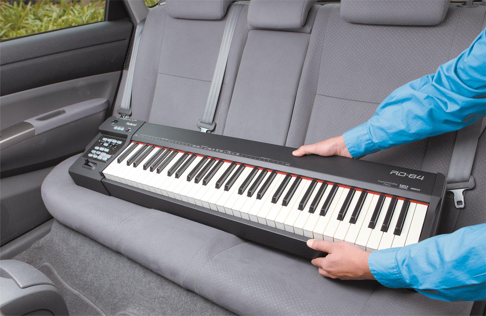 rd 64 car seat gal - Roland Rd-64 Digital Piano