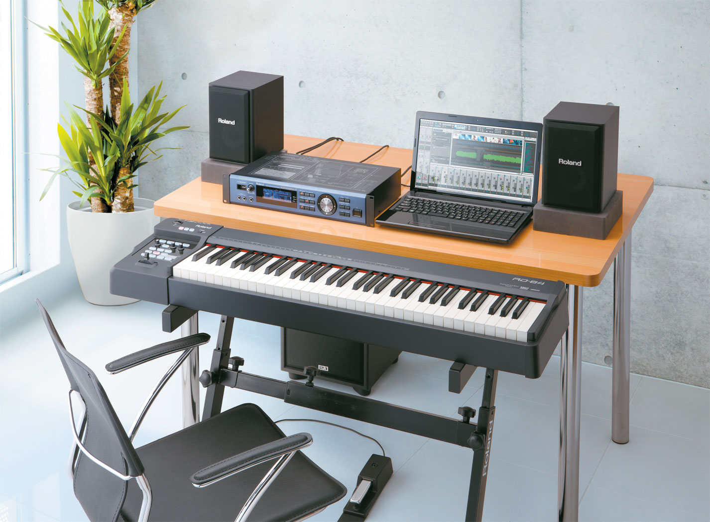 rd 64 desk gal - Roland Rd-64 Digital Piano