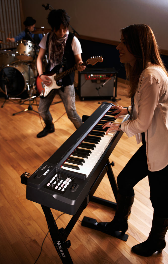 rd 64 stage gal - Roland Rd-64 Digital Piano