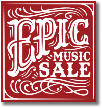 square - Epic Music Sale NOW ON!! HURRY ENDS 31-12-2017
