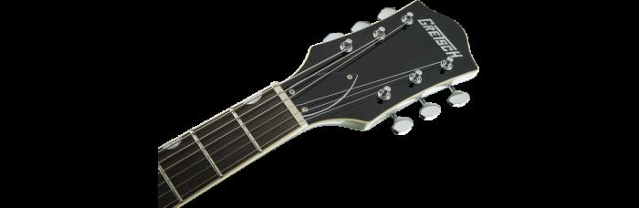 Gretsch G5420T Aspen Green gtr hdstckfrt 001 nr 700x228 - Gretsch G5420T Electromatic Single Cutaway Hollow Body Electric Guitar with Bigsby - Aspen Green