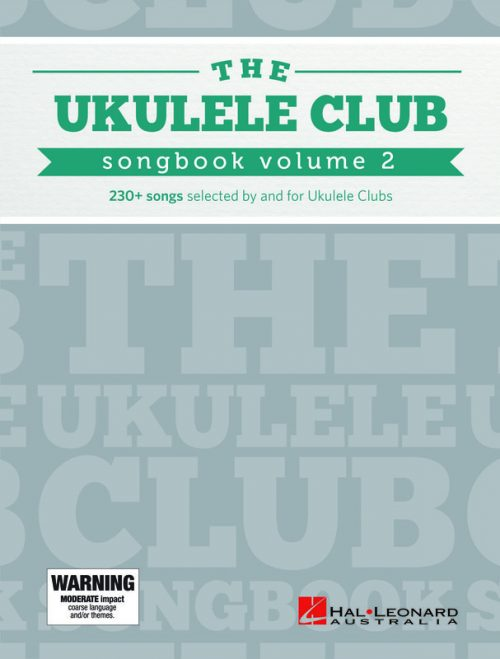 Ukelele Club Songbook Volume 2 1 1 500x659 - Ukelele Club Songbook Volume 2
