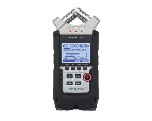ZOO H4NPRO SMLL 1 500x398 - Zoom H4n Pro Handy Recorder