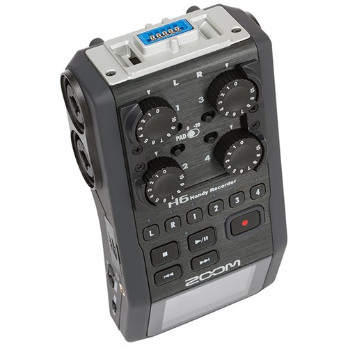 ZOO H6 3 - Zoom H6 Handy Recorder