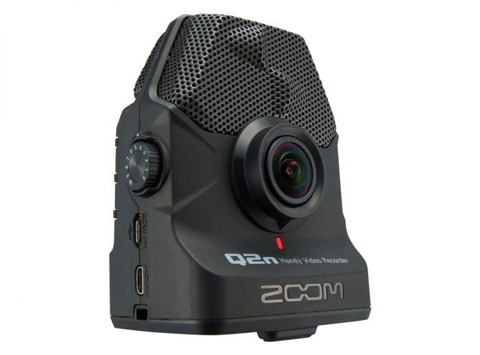 ZOQ2N 1 700x519 - Zoom Q2n Handy Video Recorder