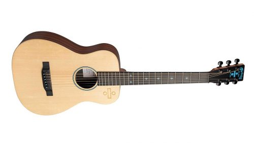 edshearin 1 500x286 - Ed Sheeran ÷ Signature Edition 2017 Little Martin Guitar - LX1E-ES3