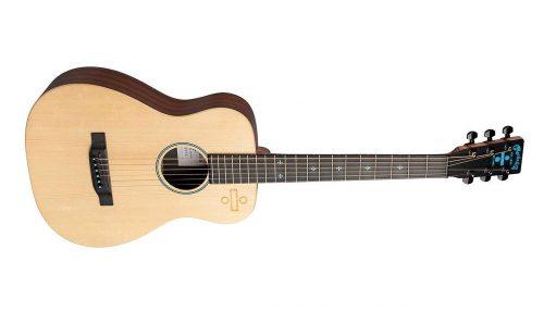 edshearin 1 500x286 - Ed Sheeran ÷ Signature Edition 2017 Little Martin Guitar - LX1E-ES3