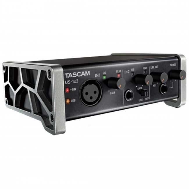 tascam us 1x2 audio interface - Tascam US-1X2 USB Audio Interface 1-In/2-Out