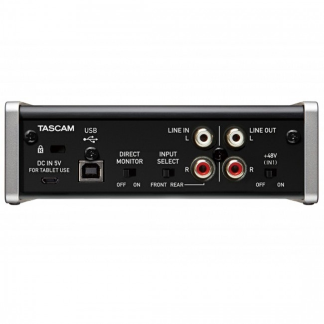 tascam us 1x2 audio interface2 - Tascam US-1X2 USB Audio Interface 1-In/2-Out