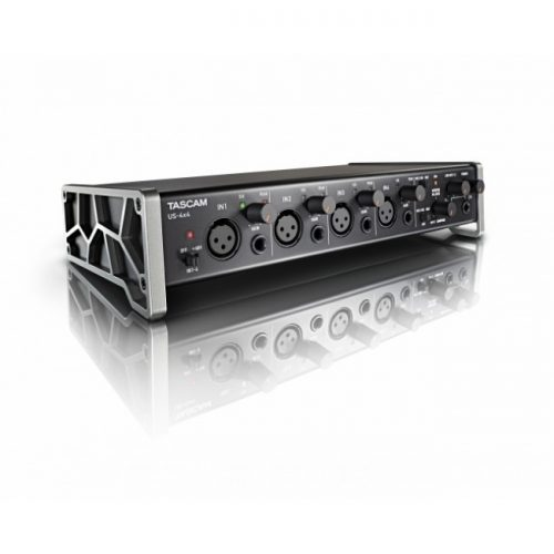 tascam us 4x4 usb audio interface 500x500 - Tascam US-4x4 USB Audio Interface iPad Mac and PC