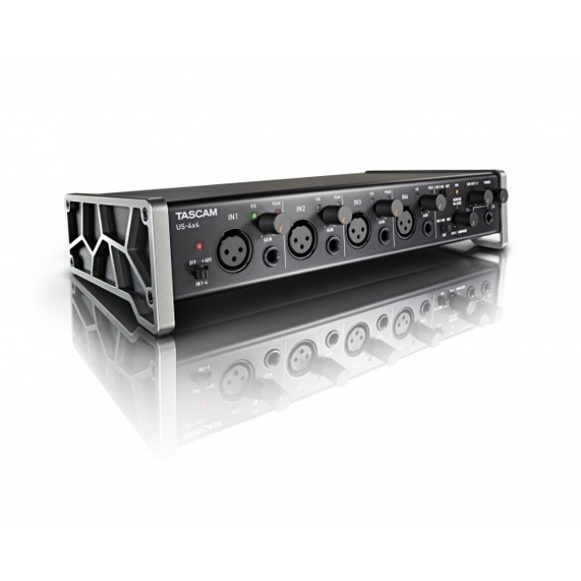 tascam us 4x4 usb audio interface - Tascam US-4x4 USB Audio Interface iPad Mac and PC