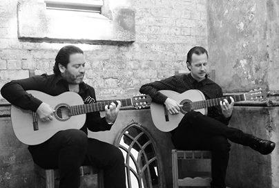 27356368 1601223219960950 7951488061980486206 o 404x272 - Guitarra Flamenca: Damian Wright AUS & Paco Lara SPAIN