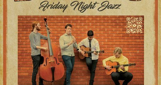 28423968 2008321596152585 7922170995964922809 o 515x272 - The Djangologists: Friday Night Jazz