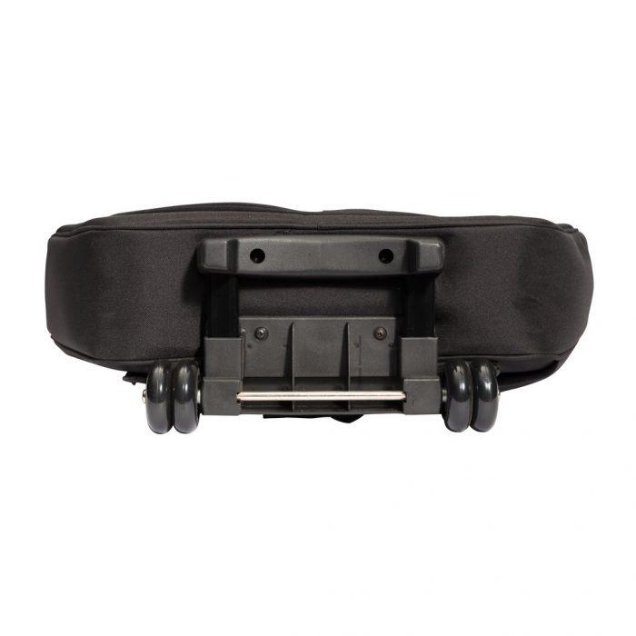 KZ CBAG5 BLK 7 1024x1024 700x700 - Kahzan Deluxe Cymbal Trolley Bag (Black)