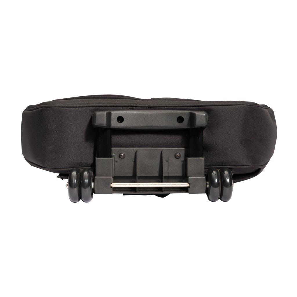 KZ CBAG5 BLK 7 1024x1024 - Kahzan Deluxe Cymbal Trolley Bag (Black)