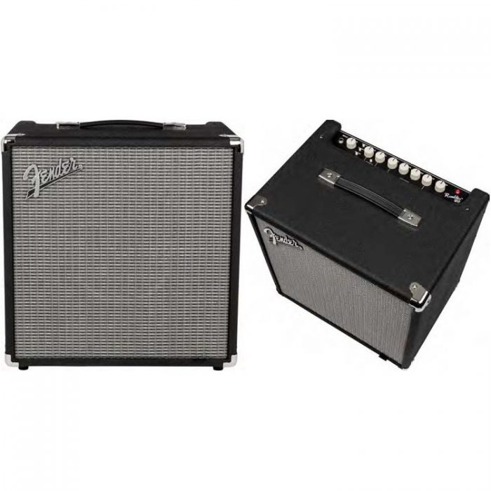 fender rumble 40 v3 bass guitar combo amplifier 700x700 - Fender Rumble Studio 40