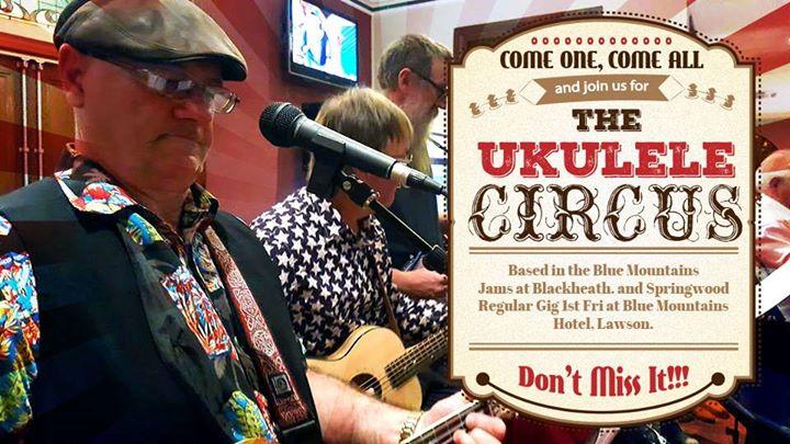 The Ukulele Circus
