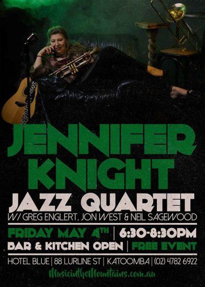 29982931 2037140399937371 919781422268305903 o - Jennifer Knight Jazz Quartet: Friday Night Jazz