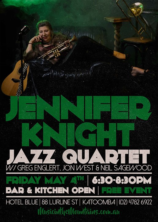 Jennifer Knight Jazz Quartet: Friday Night Jazz