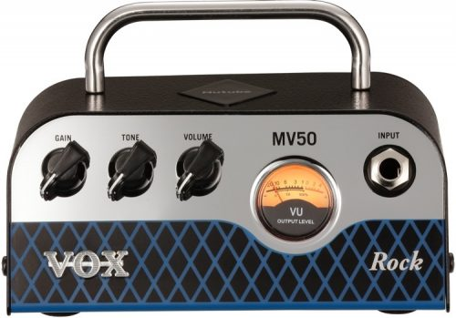 mv50rock large 500x349 - VOX MV50 Guitar Amp Head - Classic Rock