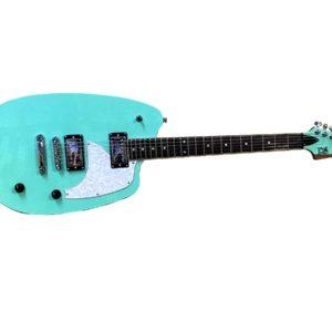 levitationa 300x300 - PureSalem Levitation Electric Guitar Surf Green Finish
