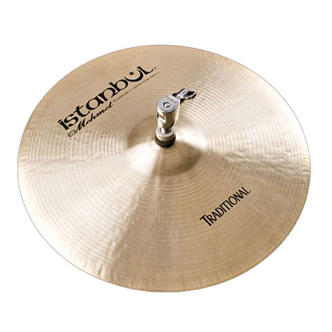 "istanbul mehmet traditional 14 heavy hihat - Istanbul Agop 14"" Traditional Heavy Hi Hat Cymbals"