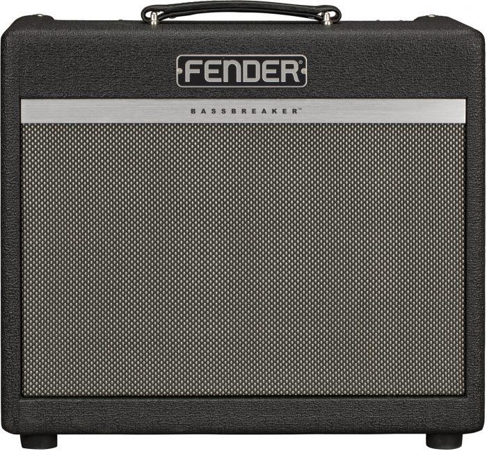 Fender Bassbreaker 15 Combo 700x649 - Fender Bassbreaker 15 Combo