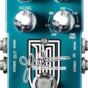 the dreamscape front 300x300 - TC Electronic John Petrucci Dreamscape Guitar Effects Pedal