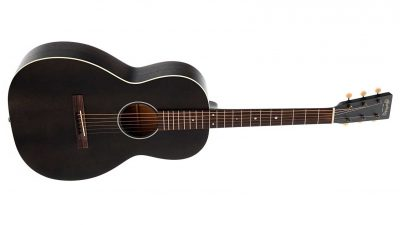 17Series0017SE - Martin Guitar 17 Series 0017SE Black Smoke wMatrixVT Enhance