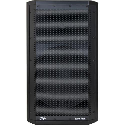 PVDM112 1 - Peavey DM112 Dark Matter Series 660W 12in Active Speaker