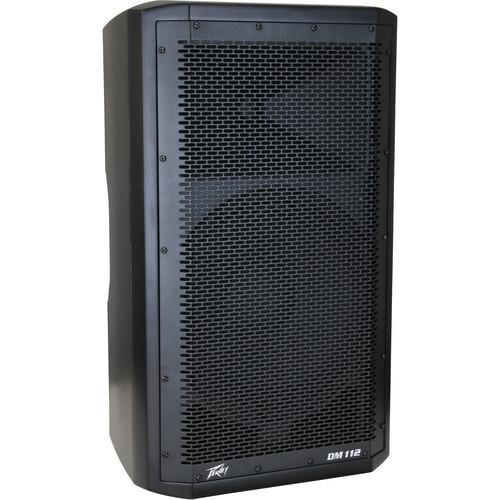 PVDM112 - Peavey DM112 Dark Matter Series 660W 12in Active Speaker