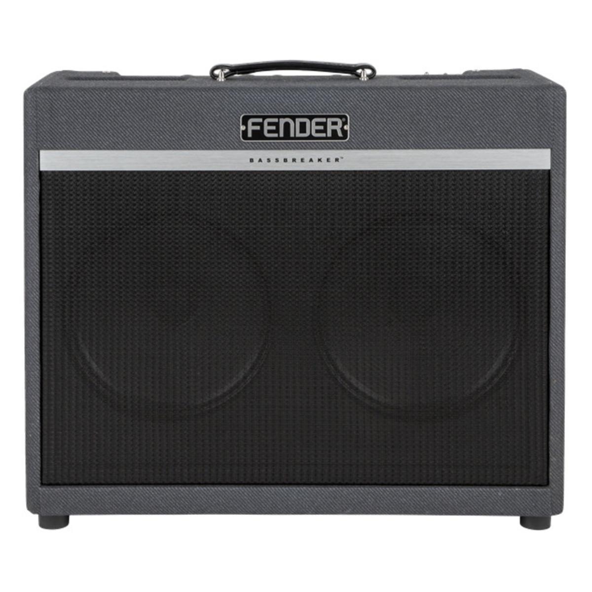 bassbreaker 1830 - Fender Bassbreaker 18/30 Combo