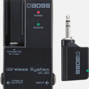 wl 50 main 300x300 - Boss WL50 Plug-&-Play Wireless System