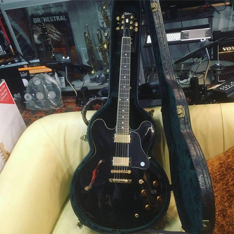43787682 1889401251151874 3402552875203690496 n - Tokai Vintage Japanese crafted 335-Style ES 172 BB